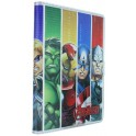"MARVEL TABLET BOOK CASE 8"" AVENGER STRIPE UTAV-8-STRIPE"