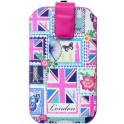 ACCESSORIZE CAC-C3-LOVELDN-UNI UNIVERSAL CASE LOVE LONDON iPHONE 6/6S/7/8, SAMSUNG S4/S5