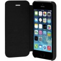 MOXIE BOOK ALU CASE BLACK iPHONE5/5S/5SE FOLIOCOVALUIP5BLAC