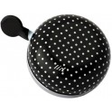 LIIX DING DONG BELL POLKA DOTS BLACK