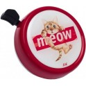 LIIX BIG COLOUR BELL MEOW RED