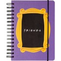 NOTEBOOK A5 90 PAGES BULLET CTFBA50006 FRIENDS