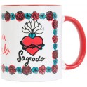 MUG TAZ018 300ml FRIDA KAHLO PASSION