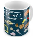 MUG TAZ021 300ml FRIENDS PUZZLE