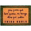 DOORMAT FGE0001 FRIDA KAHLO