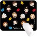 FRIENDS 013 MOUSEPAD WMPFRDS005 BLACK