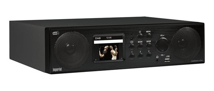 Ραδιόφωνα Internet + DAB