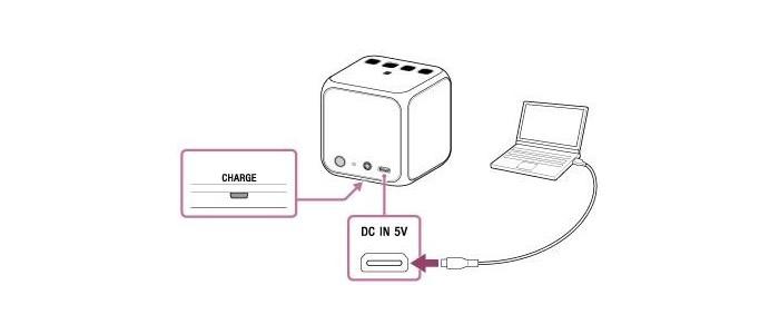 Μπαταρίας & USB