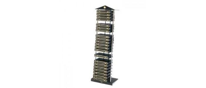 Χωρητικότητα 1-100 VHS
