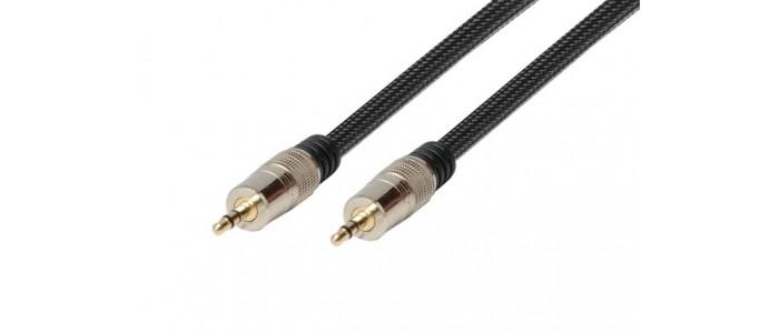 Στερεοφωνικά 3.5 mm & 3.5 mm - 2 RCA