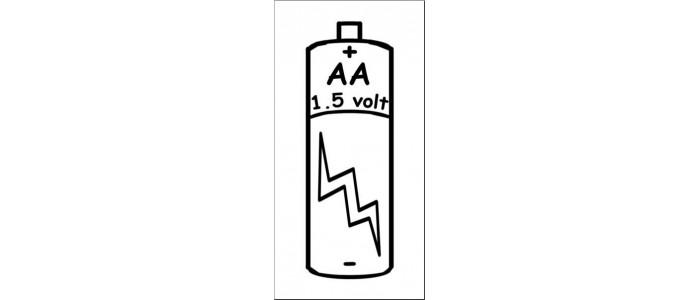 AA/LR06 Αλκαλικές Μπαταρίες