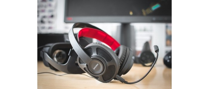 Gamers Headphones