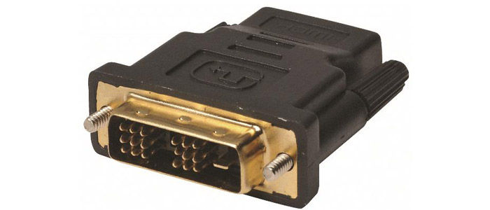 Καλώδια HDMI -> DVI