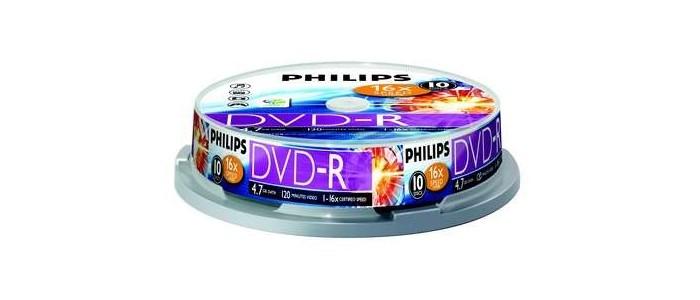 Δίσκοι Κενοί DVD & Blue Ray