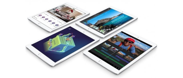 Apple iPad Air 2/Air Pro Θήκες Βιβλίο & Φάκελος