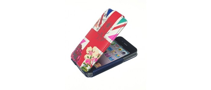 Apple iPhone 4/4S Flip & Book Θήκες