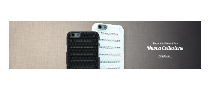 Apple iPhone 6/6S Clip On & Hard Θήκες